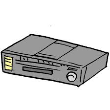 Dvdプレーヤーのイラスト かわいいフリー素材が無料のイラストレイン