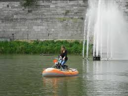 Amphibious Bike With Inboard 4 Steps With Pictures