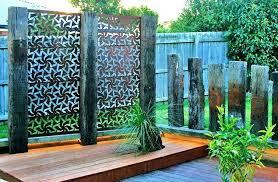 garden screen ideas watch garden fence screen ideas garden screen