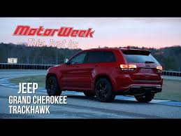 2018 jeep 707 hp. contemporary 2018 2018 jeep grand cherokee trackhawk  the 707 hp suv  motorweek this just in jeep hp h