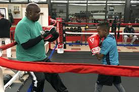 30 years after Tyson fight, Buster Douglas is 'feeling good'