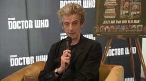 doctor who season 9 interview peter capaldi jenna coleman doctor who season 9 interview peter capaldi jenna coleman exclusive 10