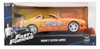 Toynk   Rakuten: Fast & Furious 1:24 Diecast Vehicle: Brian's ...