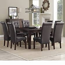 extension table f:  piece kitchen dining room sets wayfair eastwood set round dining room sets dining