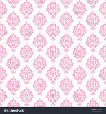 pink and white vintage background. Plain Background Vintage Floral Background Vector Illustration Pink And White Vintage  Seamless In And White Background S
