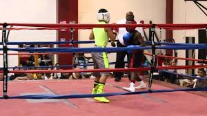 damion ogeltree vs ernie cuevas fight at the columbus boxing gym 7 dec 2016