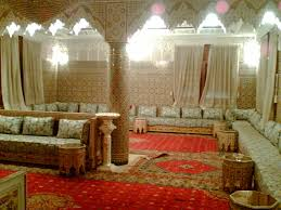 Moroccan Style Living Room Furniture Traditional Moroccan Living Room For The Home Pinterest Salony