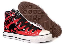 mens and womens converse all star shoes red black converse high tops leather converse red shoe laces various colors