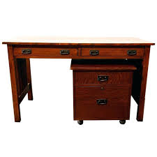 mission style writing desk mission furniture plans