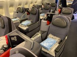 Review United Airlines 767 400er Business Class Live And
