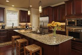 kitchen countertops materials gallery