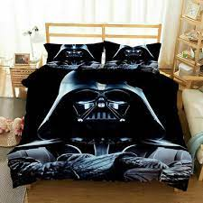 us star wars darth vader 3pcs bedding