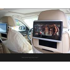 Latest Car Rear Seat Entertainment 10.6 Inch LCD For BMW Auto ...