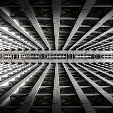 Of Shapes And Patterns Dirk Bakkers Symmetrical Photography Hayo