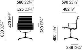 aluminium chair ea 105 aluminium chair ea 108