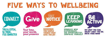 5 Steps to Wellbeing.- COMPETITION TIME!... - Cornwall College Students'  Union (UK) | Facebook