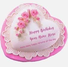 Bday Cake With Name Edit Birthdaycakeforboygq