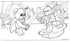 Lego Friends Coloring Pages To Print Lego Batman Coloring Pagesfree