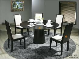 great round dining room table for 6 dining room for your ideas contemporary model round kitchen