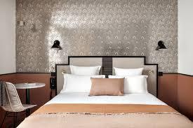 hotel bedroom lighting. Elegant Bedside Lighting From Paris Hotel Doisy Bedroom