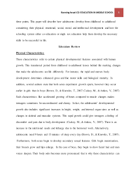 middle schools term papers a list of great research project subjects for middle school