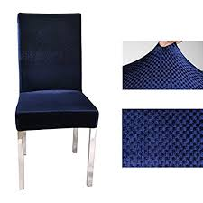 Navy Blue Chair Covers Amazoncom