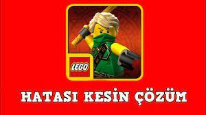 LEGO NİNJAGO TOURNAMENT DURDURULDU HATASI KESİN ÇÖZÜM - YouTube