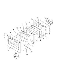 lg electric range wiring diagram wiring diagram frigidaire plef398aca electric range timer stove clocks and door parts liance model lg top wiring diagram