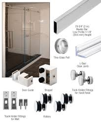 serenity sliding door kit