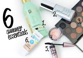 summer makeup and hair essentials 2016 2
