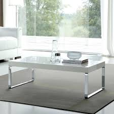 colette modern round high gloss white coffee table sesigncorp