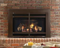 turn gas fireplace pilot light your wood into log