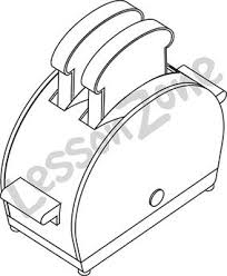 toaster clipart black and white. toaster b\u0026w clipart black and white