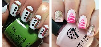 18 Easy & Cute Christmas Nail Art Designs, Ideas & Trends 2015 ...