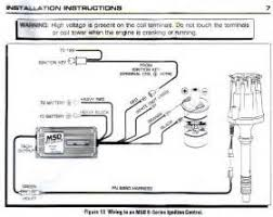 msd a wiring diagram gm images iv wiring diagram mallory msd super hei kit pn 8400 msd 6a ignition control pn