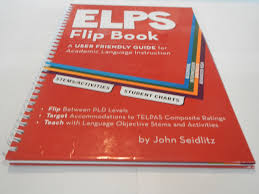 Elps Flip Book A User Friendly Guide For Academic Language