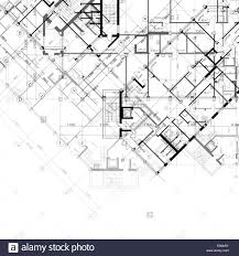 floor plans black and white stock photos & images alamy How To Draw A House Plan In Word architectural black and white background with plans of building stock image how to draw a floorplan in word
