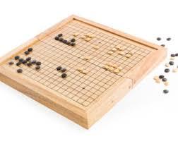 Wooden Board Games Canada Go Etsy CA 16
