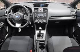 Capsule Review: 2015 Subaru WRX Premium