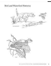 Gun Stock Carving Designs 135 Gunstock Carving Patterns Fox Chapel Publishing A