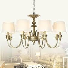 antique brass chandelier vintage 3 lights single tier ceiling chandeliers lamp shade metal lighting for antique brass chandelier