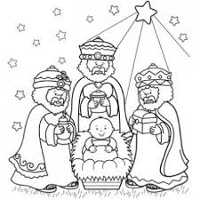 Small Picture Three Wise Men Coloring Page Free Christmas Recipes Coloring