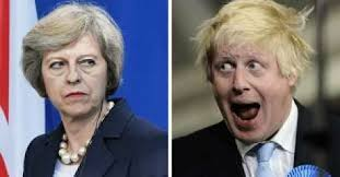 Image result for Boris Johnson quits UK government in mounting Brexit crisis