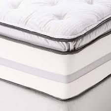 Simmons Beautyrest Recharge Worldclass Mattress Plush Pillowtop