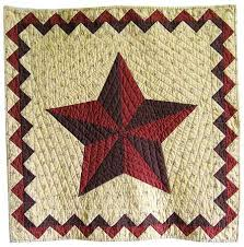20 best Quilt - Star/5 points images on Pinterest | Quilt patterns ... & Four Point Star Pieced Pattern African American Quilt Adamdwight.com