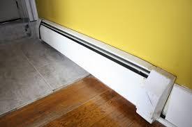 a 4 baseboard heating upgrade