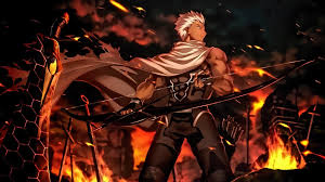 1920x1080 fate stay night unlimited blade works archer fate series sword wallpapers