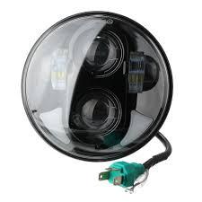 Generic 5 75 Motorcycle Projector Led Hi Lo Beam Headlight