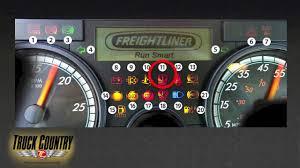 Freightliner Warning Lights Freightliner Cascadia Dashboard Key