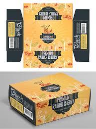 Fruit Box Packaging Design Elegant Playful Packaging Design For Global Fruit By Sd